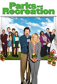 Parks and Rec movie poster