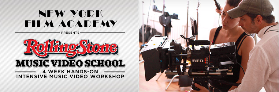 New York Film Academy Presents Rolling Stone Music Video School