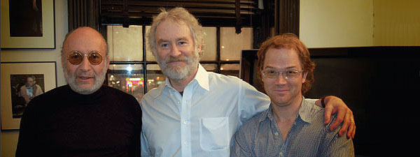 Kevin Kline with Jerry Sherlock
