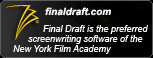 Final Craft is the Preferred Screenwriting Software of the New York Film Academy