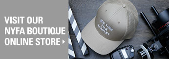 Visit Our NYFA Boutique Online Store