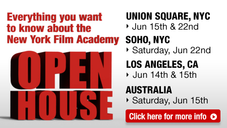Film School Open House