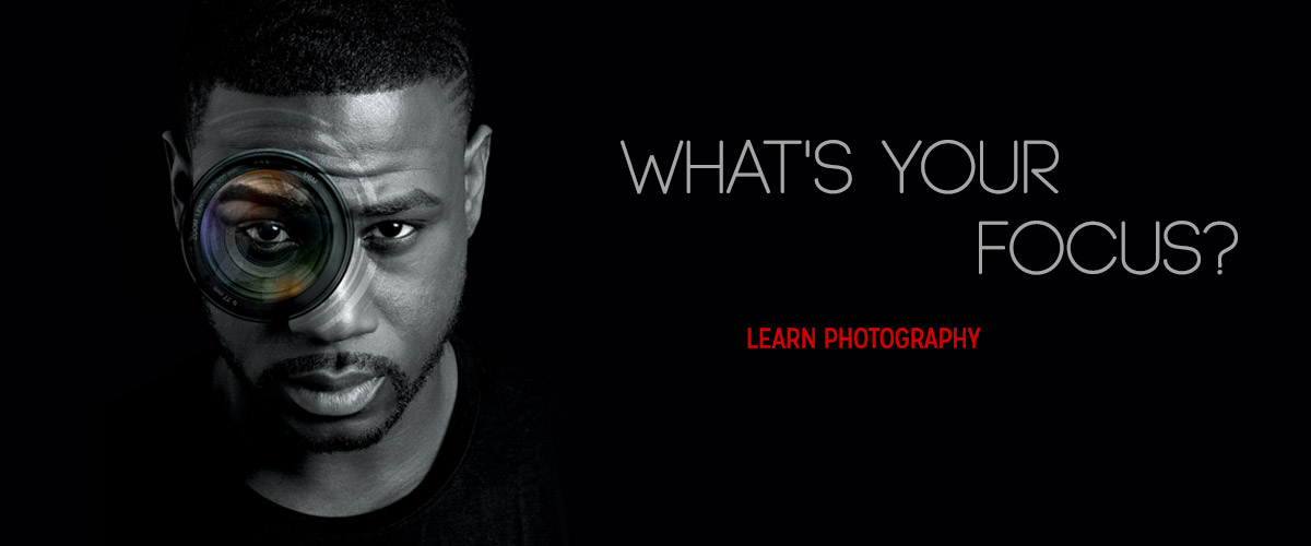 What's your focus? Learn Photography at NYFA