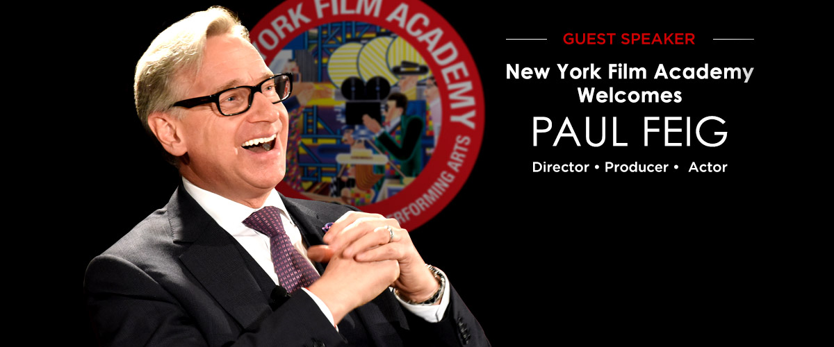 New York Film Academy Screens 'Bridesmaids' with Director Paul Feig