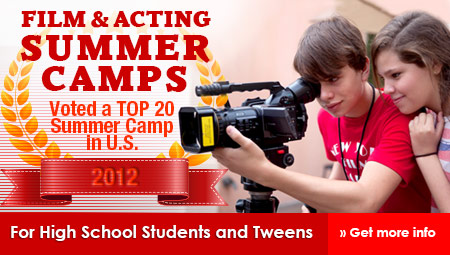 Film & Acting Summer Camps