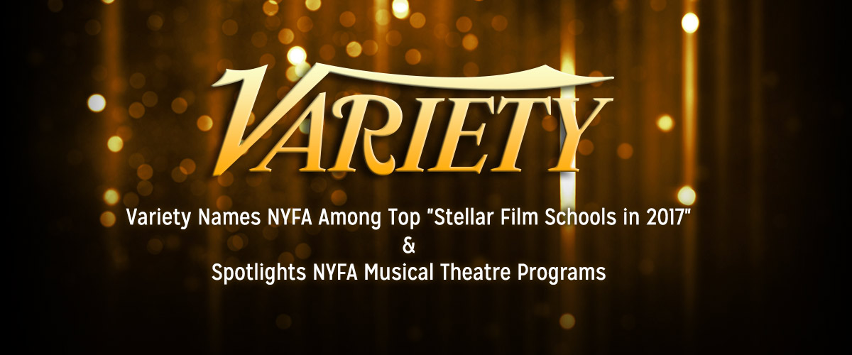 Variety Highlights NYFA Musical Theatre Programs