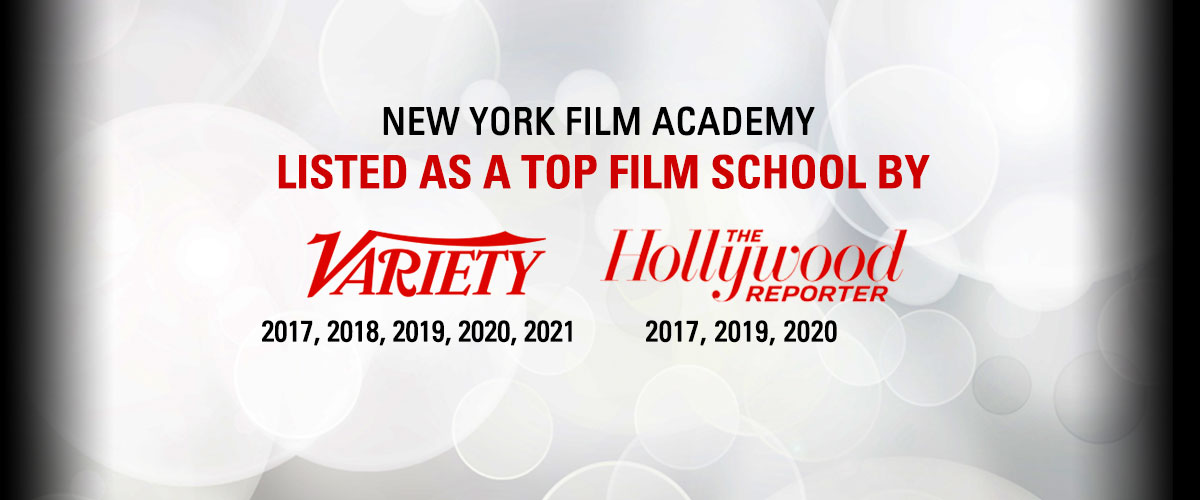 New York Film Academy Named by Variety as a Best Film School of 2021