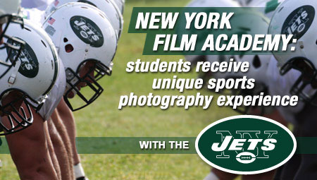 Students Receive Unique Sports Photography Experience at New York Film Academy