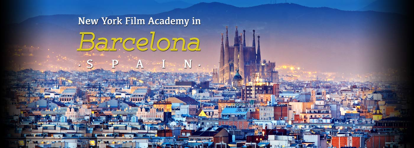 New York Film Academy in Barcelona Spain