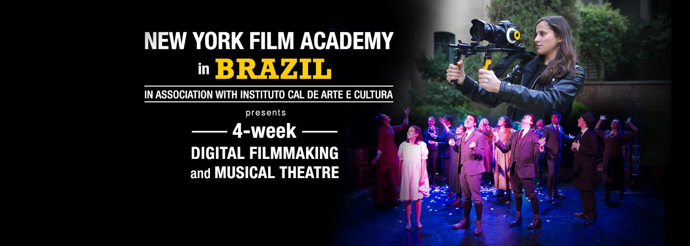 New York Film Academy in Brazil