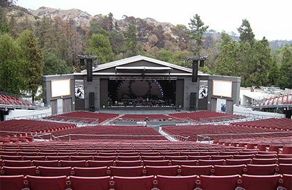 Greek Theatre in Los Angeles