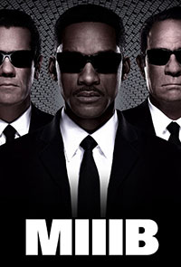 Men In Black III movie poster