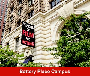New York Film Academy Battery Place campus