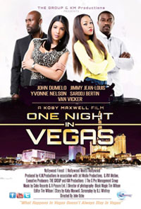 One Night In Vegas movie poster