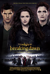 Twilight: Breaking Dawn Part 2 movie poster