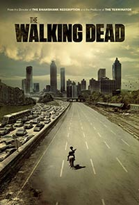 Walking Dead movie poster