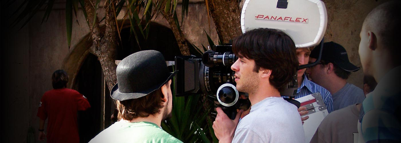 NYFA student films with a Panavision Panaflex camera