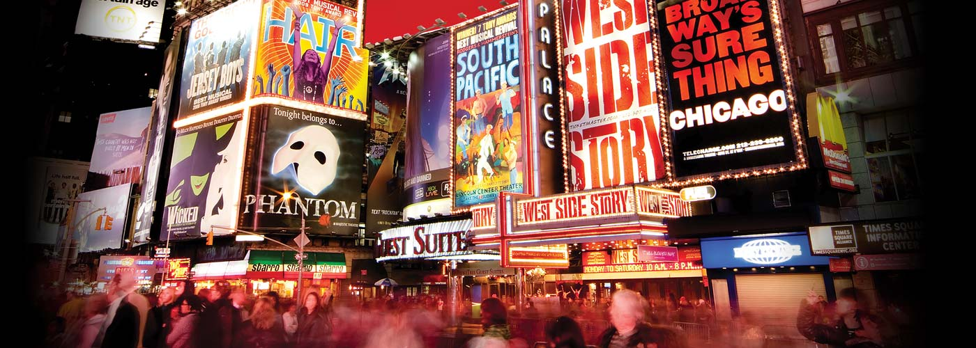NYFA musical theatre students have access to countless Broadway musicals