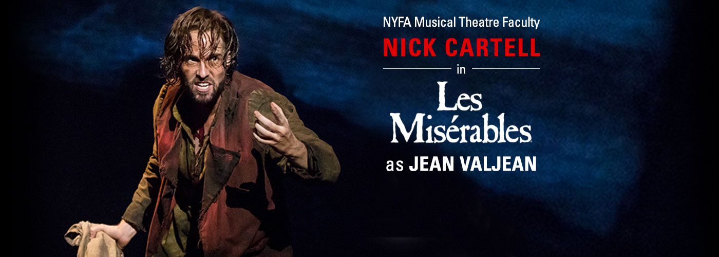 NYFA Musical Theatre Faculty Nick Cartell