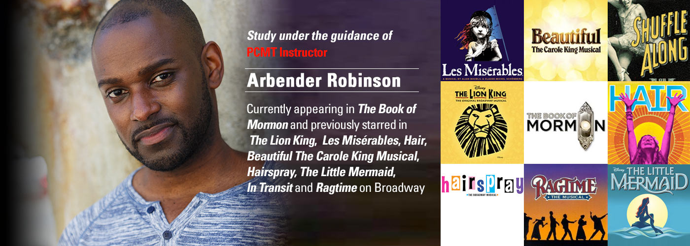 NYFA Musical Theatre Faculty Arbender Robinson