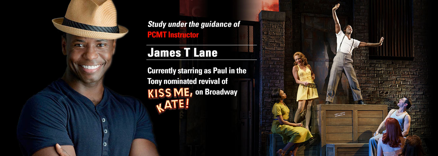 NYFA Musical Theatre Faculty James T Lane