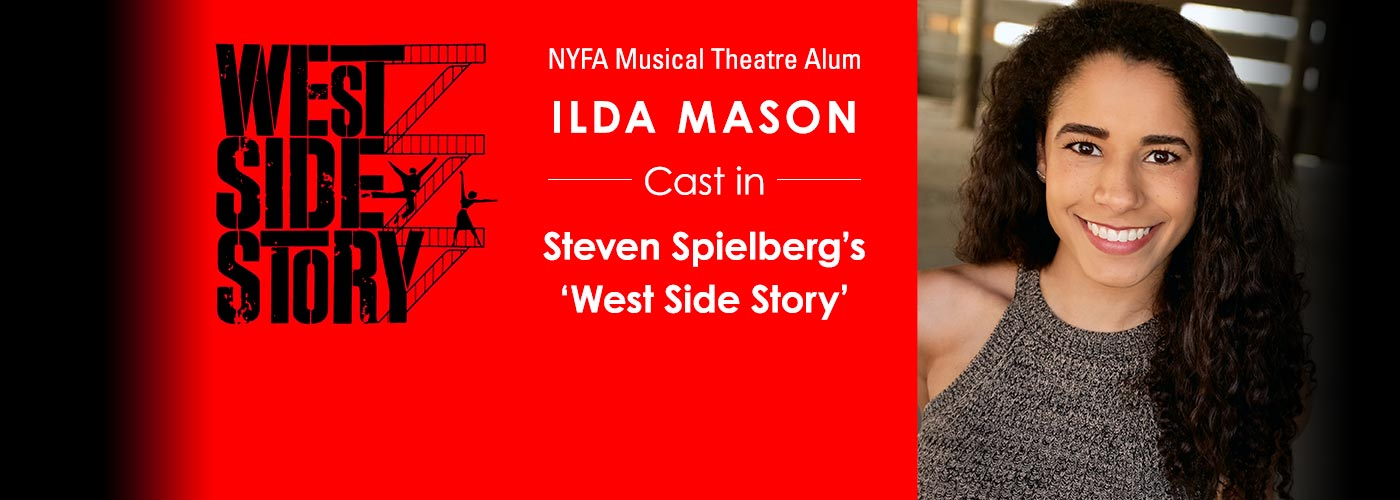 Ilda Mason Performing as Swing and Assistant Dance Captain in On Your Feet, a Gloria Estevan Musical.