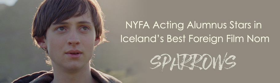 NYFA Acting Alumnus Stars in Iceland's Best Foreign Film Nom