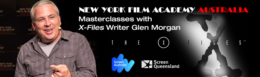NYFA Australia masterclass with X-Files writer Glen Morgan