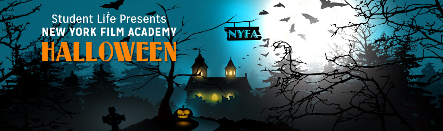Student Life Presents a New York Film Academy Halloween