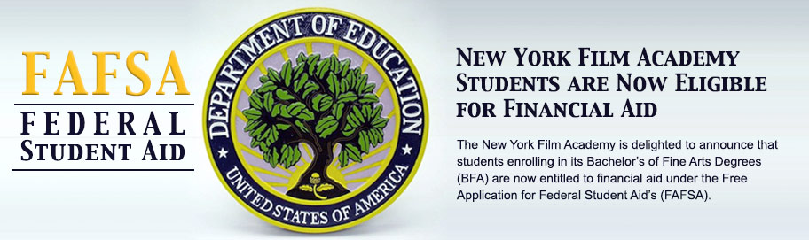 NYFA students eligible for FAFSA