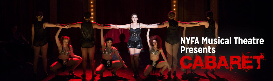 New York Film Academy Musical Theatre School Presents 'Cabaret'