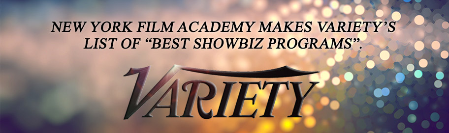 New York Film Academy makes Variety's Best Showbiz Programs list