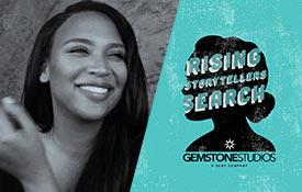 NYFA Krystina Christiansen Named Finalist in Sony's Gemstone Studios' Inaugural Rising Storytellers Search '