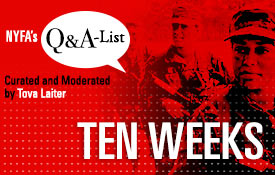 The NYFA Q&A Series Welcomes Producers of Docuseries Ten Weeks