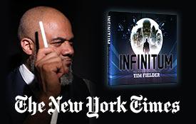 NYFA Instructor Tim Fielder Profiled by The New York Times