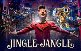 NYFA Alum Francesco Panzieri Works on Netflix's 'Jingle Jangle'