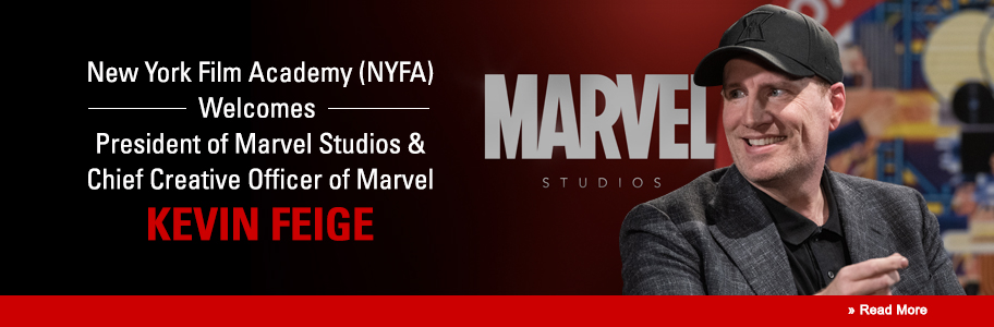 NYFA Welcomes Marvel's Kevin Feige