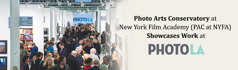 NYFA Showcases at Photo LA