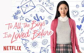 New York Film Academy (NYFA) Acting for Film Alum Lana Condor Stars in Netflix Original Film To All the Boys I've Loved Before