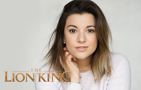 NYFA Musical Theatre Alum Audrey-Louise Beauséjour Voices Nala in French in 'The Lion King'