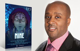 NYFA Chair Produces, Co-Writes & Co-Directs MINE