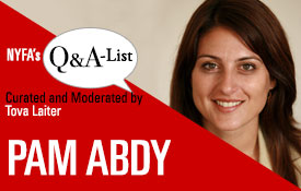 The NYFA Q&A Series Welcomes President of MGM's Motion Picture Group Pam Abdy