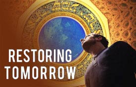 "NYFA Cinematography Instructor's ""Restoring Tomorrow"" Gets Release"