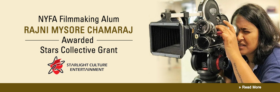 NYFA Alum Rajni Mysore Chamaraj Awarded Stars Collective Grant