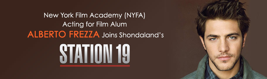 NYFA Alum Joins 'Station 19'
