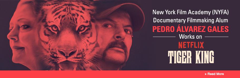 NYFA Alum Works on 'Tiger King'