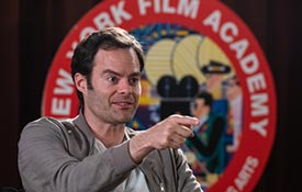 NYFA Welcomes Alum Bill Hader