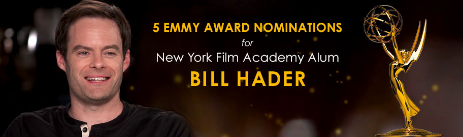 5 Emmy Award Nominations for New York Film Academy Alum Bill Hader