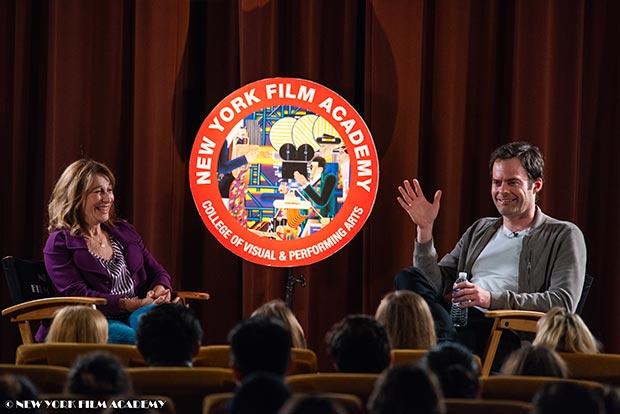 New York Film Academy Nyfa Welcomes Emmy Winning Alum Bill Hader As Guest Speaker