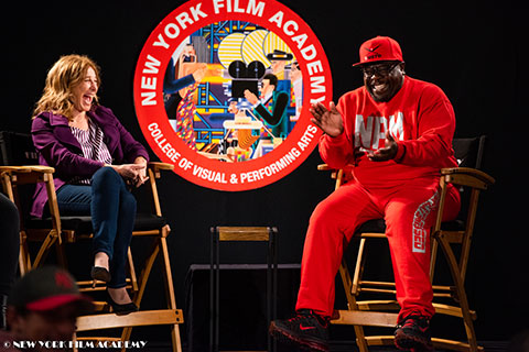 New York Film Academy Welcomes Cedric the Entertainer As Guest Speaker